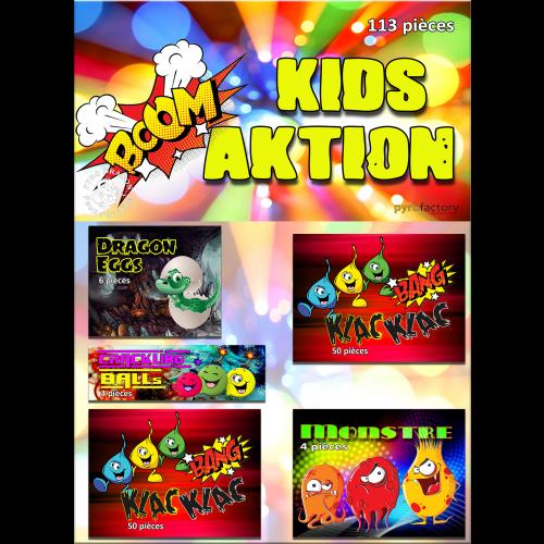 KASSA 016  kids aktion