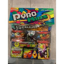 KASSA 001  pyro kids