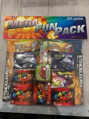 KASSA 002  mega funpack